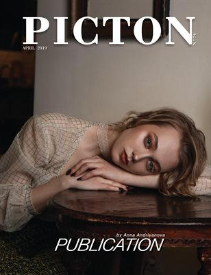 Picton Magazine APRIL 2019 N74 Cover 2