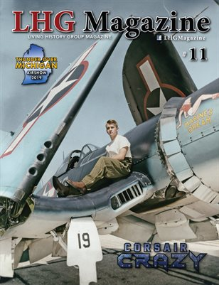 WWII LHG Magazine Issue 11: F4U Corsair Crazy