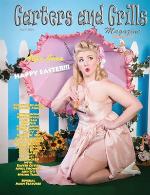 Alfie Jean Springtime Issue