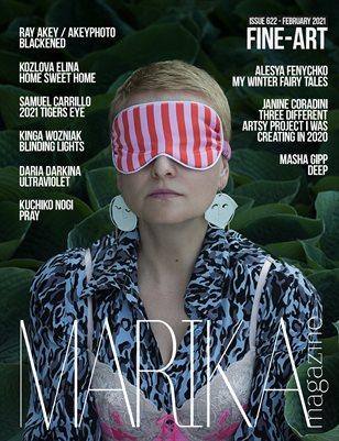 MARIKA MAGAZINE PORTRAIT (ISSUE 622 - February)