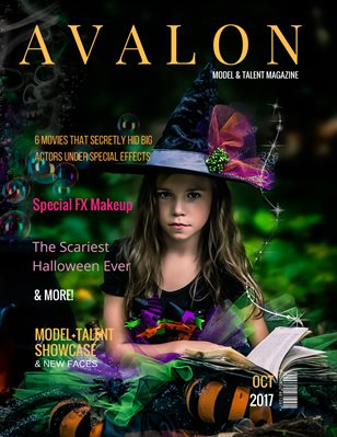 Avalon Model + Talent Magazine | October 2017