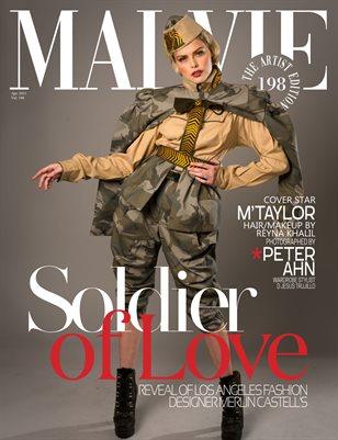MALVIE Magazine The Artist Edition Vol 198 April 2021