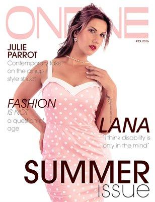 ONDINE Summer Issue #2