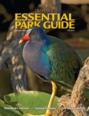 Essential Park Guide, Fall 2016
