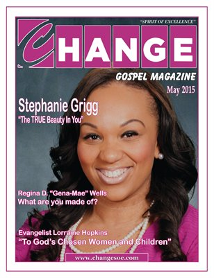 Change Gospel Magazine Online May Issue