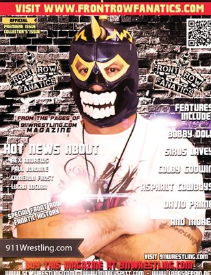 Front Row Fanatic Magazine (Pro Wrestling)