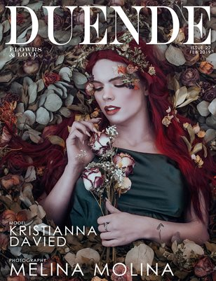 Duende Magazine_ Issue 22_Flowers and Love
