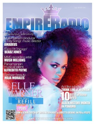 Empire Radio Magazine Issue#9