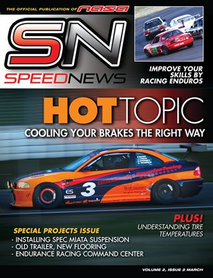 Speed News Magazine March 2013