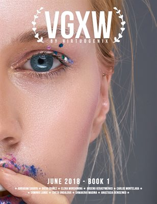 VGXW June 2018 Book 1 (Cover 2)
