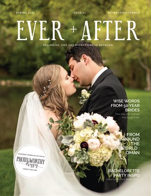 Ever + After : Issue 1