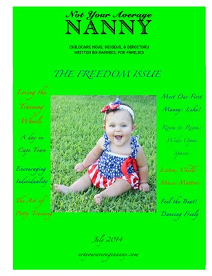 NYAN Magazine: The Freedom Issue