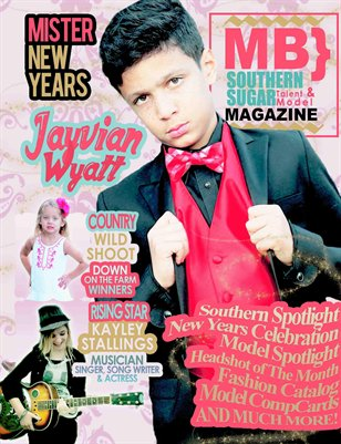 MB} Southern Sugar Talent & Model Magazine [January]