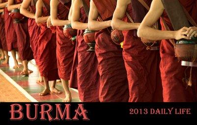 Burma Daily Life