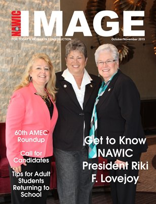 The NAWIC Image Oct/Nov 2015
