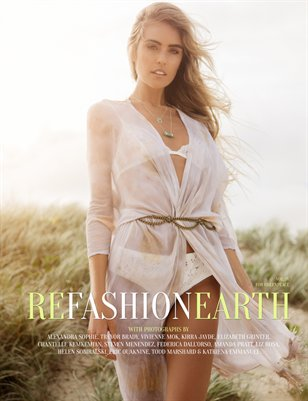 REFASHION EARTH: COVER 1