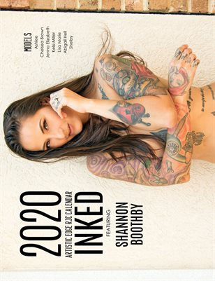 Shannon Inked Full Nude