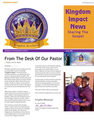 Kingdom Impact News