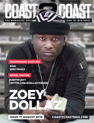 Coast 2 Coast Magazine Issue #71