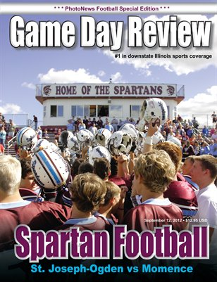 Game Day Review .::. September 12, 2012