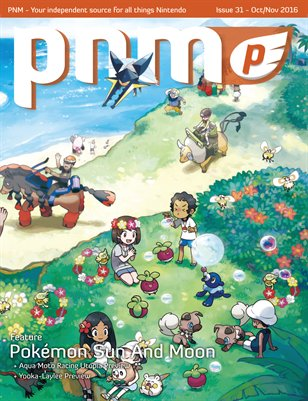 Pure Nintendo Magazine (PNM) Issue 31