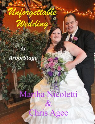 Nicoletti & Agee Wedding at ArborStage