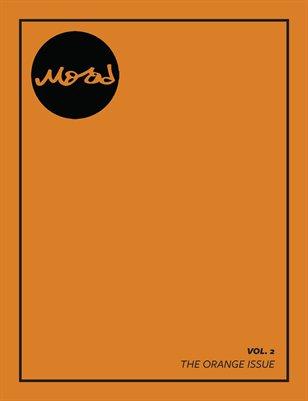 MOOD: The Orange Issue (Vol. 2)