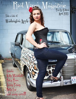 Riot Vixen Magazine - Pin Up Special Edition #2