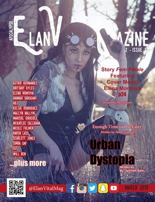 EVM March 2019 - Elena Cover