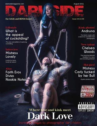 Darkside Magazine Issue 30