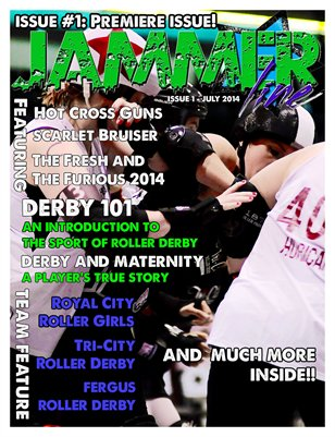 Jammer Line July 2014 Issue