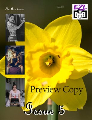 EZL magazine March 2021 Issue 5 Preview