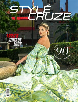 January 2020 Issue (Vol: 38) | STYLÉCRUZE Magazine