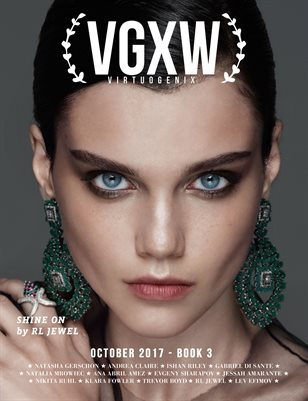 VGXW October 2017 Book 3 (Cover 1)