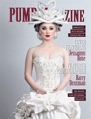 PUMP Magazine Issue 17 Avant Garde