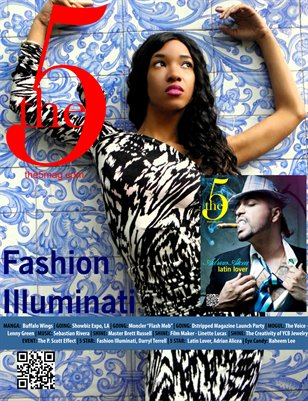 The 5 Magazine :: ISSUE 003 :: Fashion Illuminati