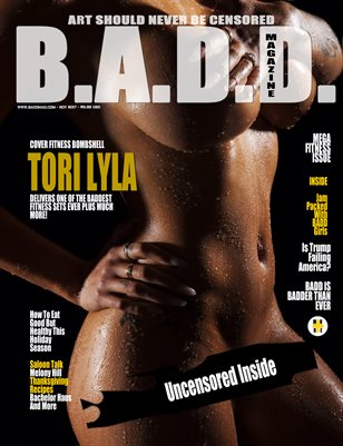 Fitness Edition - Issue #65 (Tori Lyla Cover)