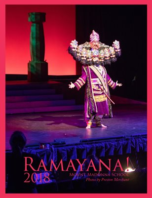 Ramayana! 2018 Magazine