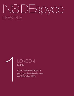 INSIDEspyce LIFESTYLE 1