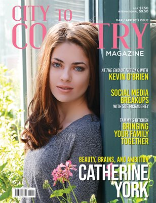 City To Country Magazine March/April 2019