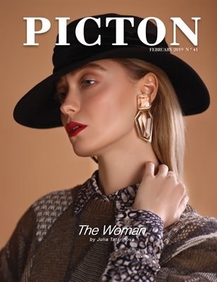Picton Magazine FEBRUARY 2019 N41 Cover 4