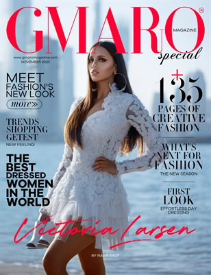 GMARO Magazine November 2020 Issue #43