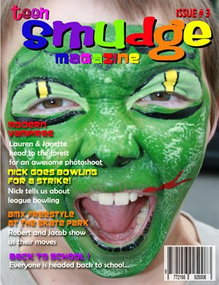 A Creative magazine for teenagers !