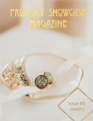 Product Showcase Magazine-Jewelry