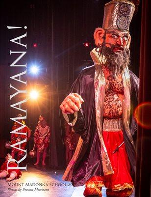 Ramayana! 2014 Magazine