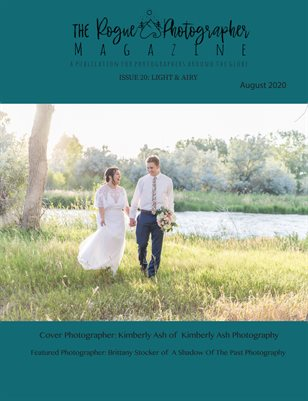 Issue 20: Light & Airy | August 2020