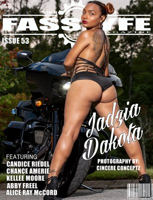FASS LYFE MAGAΩINE ISSUE 53 FT. JADZIA