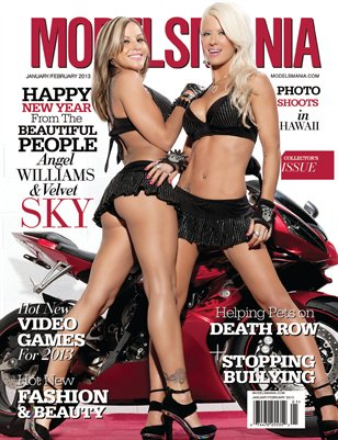 MODELSMANIA JANUARY/FEBRUARY 2013