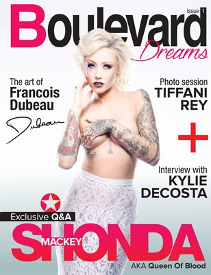 Boulveard Dreams Issue 1