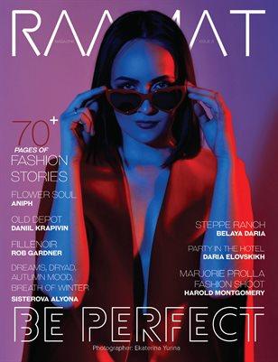 RAAMAT Magazine January 2021 Issue 3